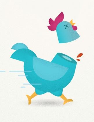 Run chicken